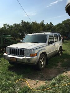 Must Sell Jeep Commander