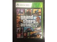 Xbox 360 game Grand Theft auto