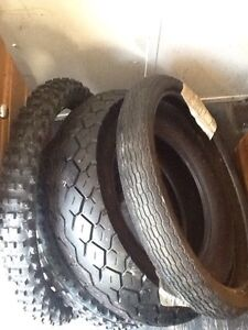 Motorcycle motocross tires