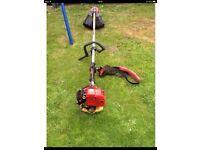 Zenoah Petrol Grass Strimmer with strap ( heavy duty one ) works great cb5 £85