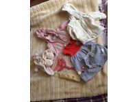GIRLS 3-6mths bundle