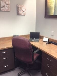 Work Space: Cubicles
