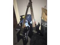 Warlock Guitar and/or Bass
