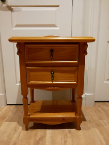 Bedside table Templestowe Lower Manningham Area Preview