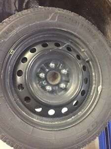 Toyota Camry 215-60-16 Winter tires