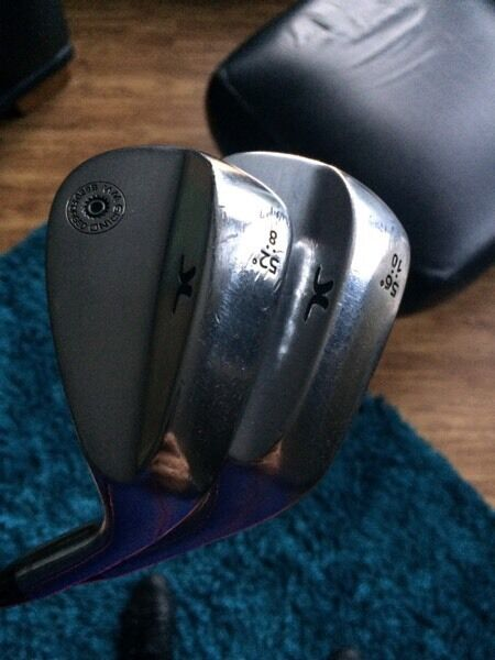 John letters master model wedge set