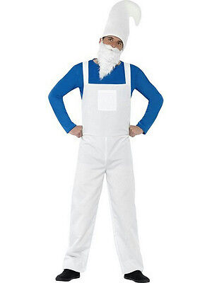 Smiffy's Garden Gnome Adult Costume Size - Garden Gnome Costume Adults