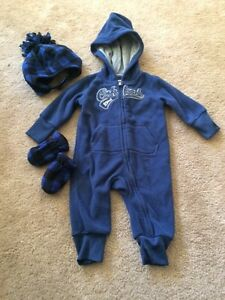 6 month winter outfit.