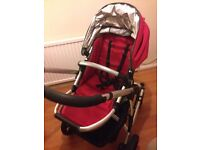 ** Reduced ** Uppababby Vista pushchair