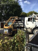 Bobcat/tandem service 204-880-2251 text or phone