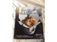 Slimming World recipe books Christmas, fake away, soups, curries, desserts