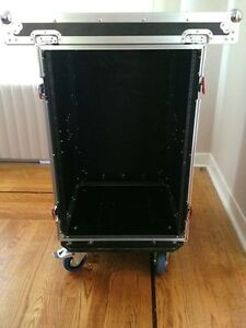 16 Space Gator Road Case