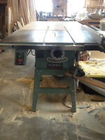 2hp King Industrial Table Saw