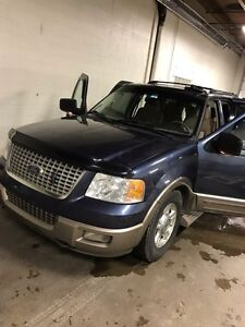 """Ford Expedition 2004 """" fully loaded"""""""