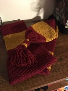 Unisex Harry Potter Inspired Winter Scat (hat n scarf in 1) Kitchener / Waterloo Kitchener Area image 7