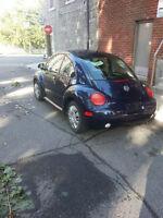 2000 Volkswagen New Beetle 2 L Coupé (2 portes)