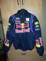 Red Bull jackets