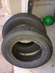 2x  185.70r14 Winter Tires London Ontario image 1