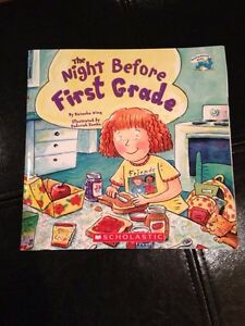 First grade book London Ontario image 1