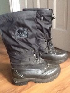 Sorel winter boots sz 7