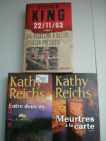 Stepehn King & Kathy Reichs