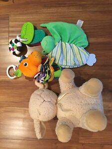 Sleep sheep, Lamaze toy, teething toys