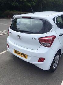 Care for Sale - White Hyundai i10