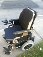 Electric Wheel Chair Orthofab *** Price has been reduced ***