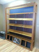 SHELVING UNITS FOR SHOES/BOOTS FOR RETAIL STORE - NICE