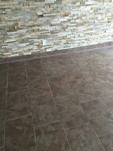 Textured porcelain tile! Brick design !  BLOWOUT only $1.49 SF ! Windsor Region Ontario Preview
