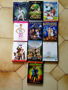 Movies on DVD For 3$ each!!! In Like New Condition!!!