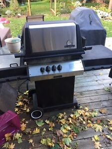 Broil king regal natural gas bbq