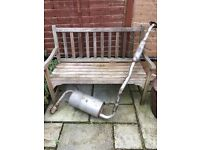 MX5 MK1 1.8 Exhaust *OFFERS*