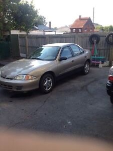 2002 Chevy cavalier  Cornwall Ontario image 3
