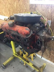1969 Dodge 318 and 69 340 Intake