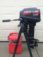 ++++++++++MERCURY 9.9 HP SHORT SHAFT 2-STROKE OUTBOARD++++++++++