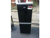 Medium size Black swan fridge freezer good condition on sale @ Just £70 Only!!