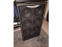 Ashdown 810 bass cab