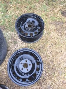 Vw steel rims 16 inch 5.112 bolt pattern