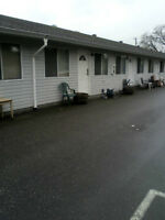 Suites For Rent Single and Double Occupancies NO DD !!!