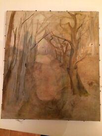 Maurice Feild painting