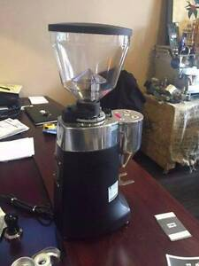 Demo Mazzer Kony Electronic Commercial Espresso Coffee Grinder Roselands Canterbury Area Preview