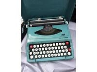 Vintage typewriter Smith-Corona Corsair
