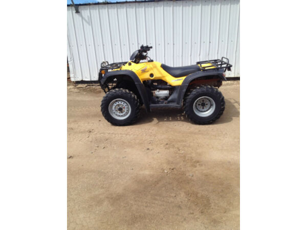 Used 2005 Honda TRX350FM Fourtrax