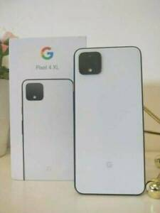 Google Pixel 4 XL with warranty and tax invoice