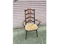 Rare Vintage Ercol Chair