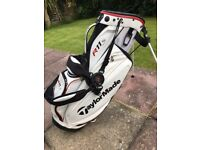 Taylormade r11s Tour stand carry golf bag