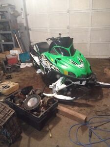 2010 Arctic Cat CFR 1000