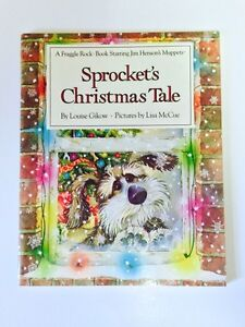 SPROCKET'S CHRISTMAS TALE PAPERBACK (1984) NRMT London Ontario image 1