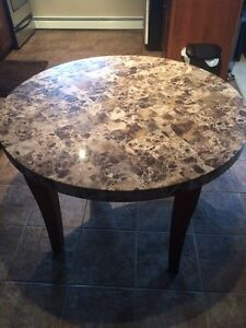 Stone top table for sale!!!